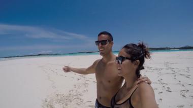 travel vlog #1: the exumas