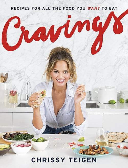 Chrissy Teigen's Cravings - Sesame Zucchini Noodles