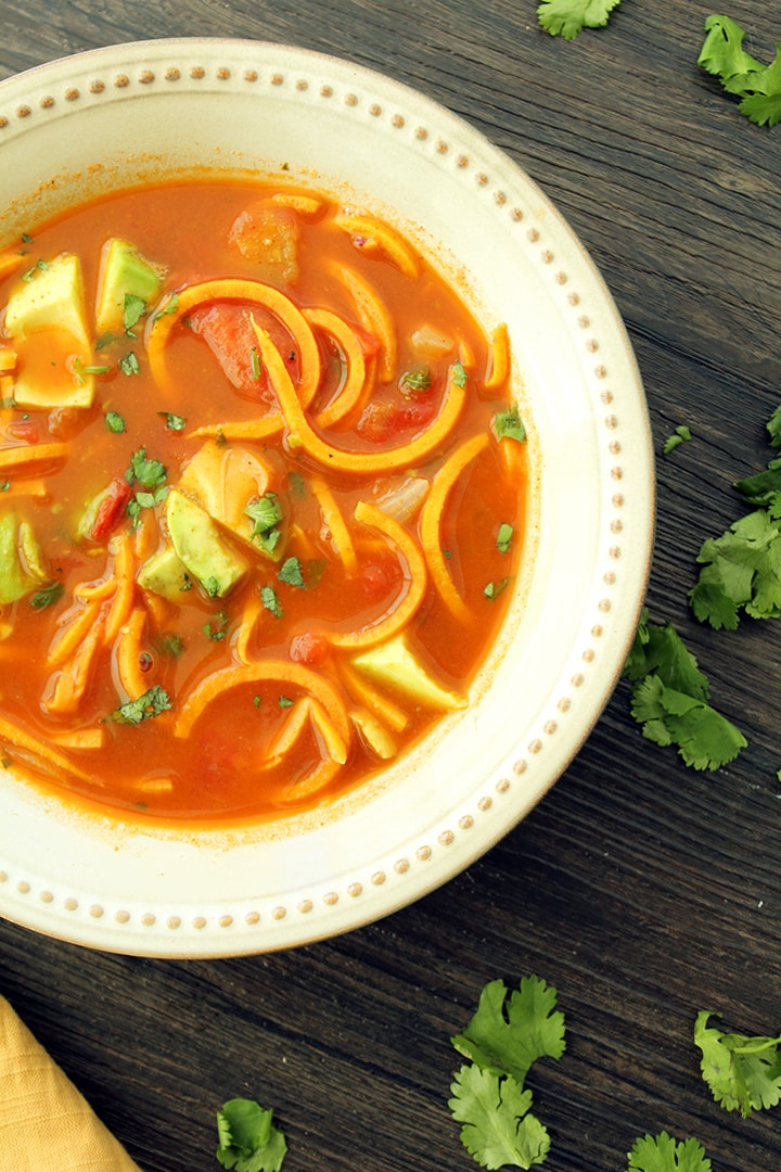 Inspiralized 17 Spiralized Healthy Soups Amp Stews For Fall