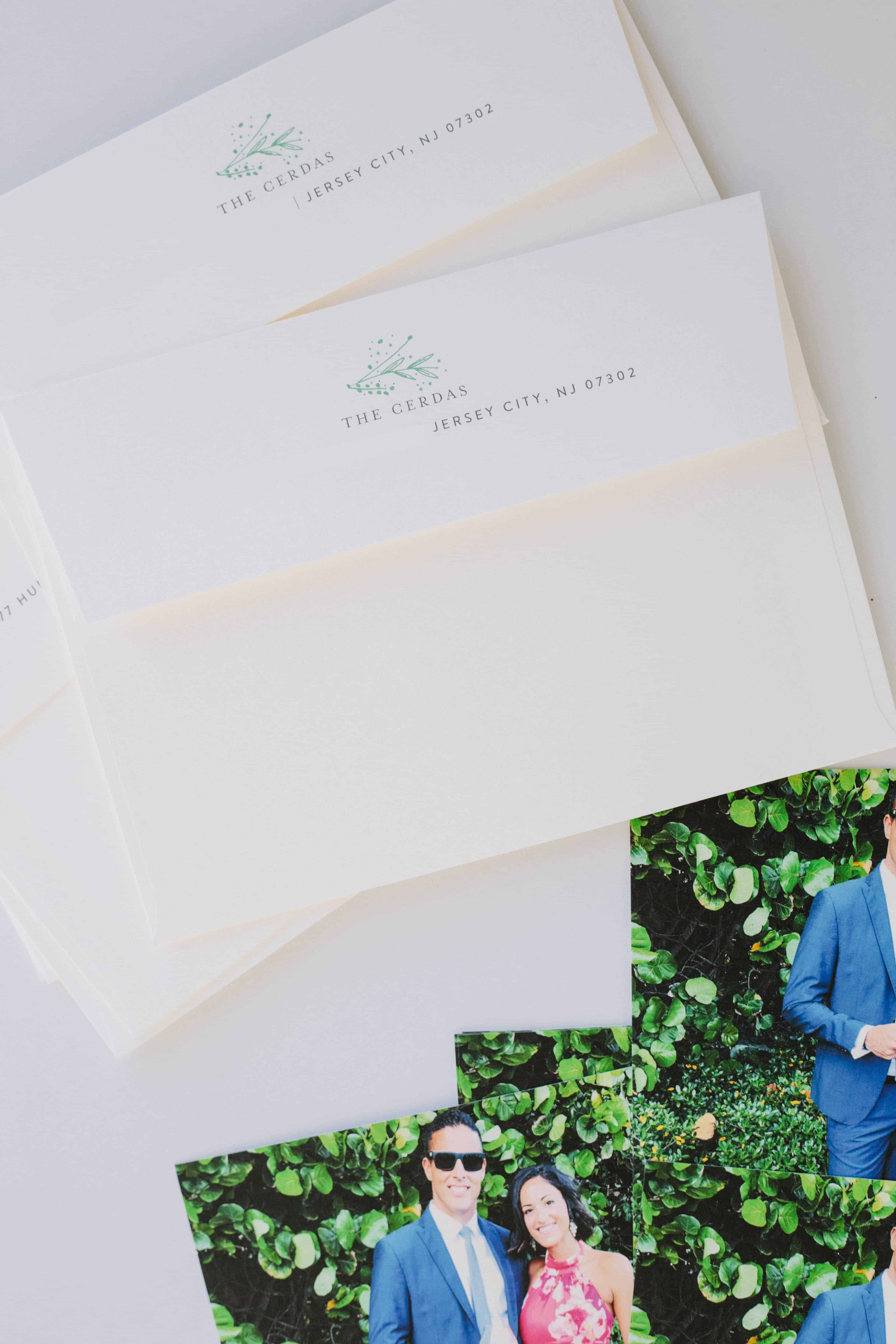 Minted Holiday Cards Inspiralized