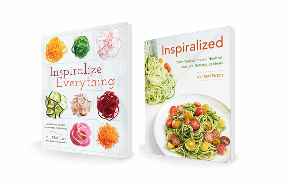 Inspiralized Cookbooks