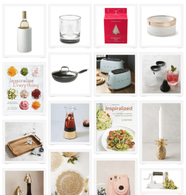 Holiday Gift Guide – The Cook & Entertainer