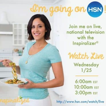 The Inspiralizer on HSN
