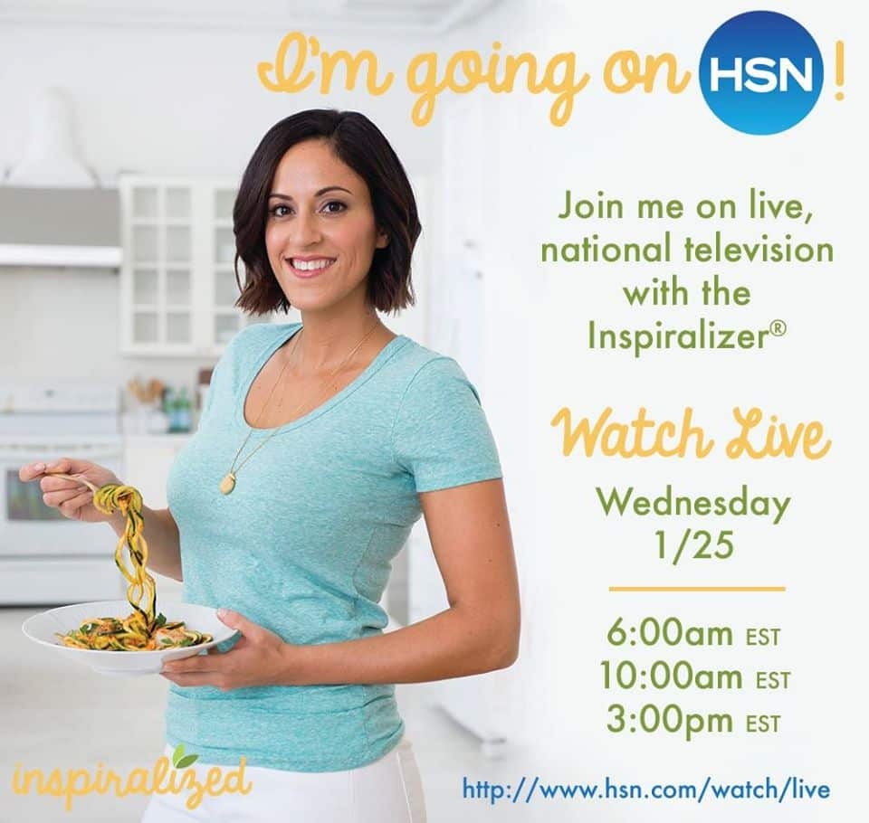 Inspiralized on HSN