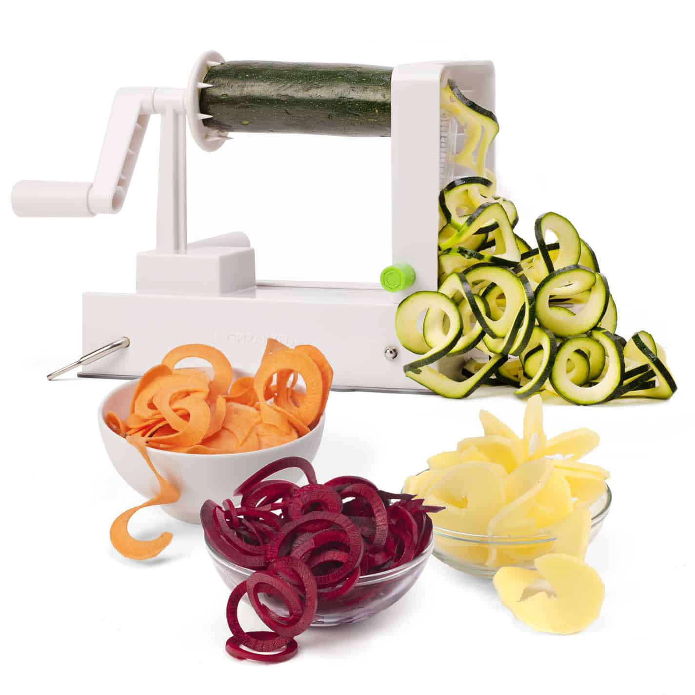 9 Reasons Why You Need A Spiralizer