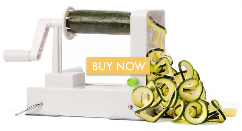 11 Reasons Why You Need A Spiralizer