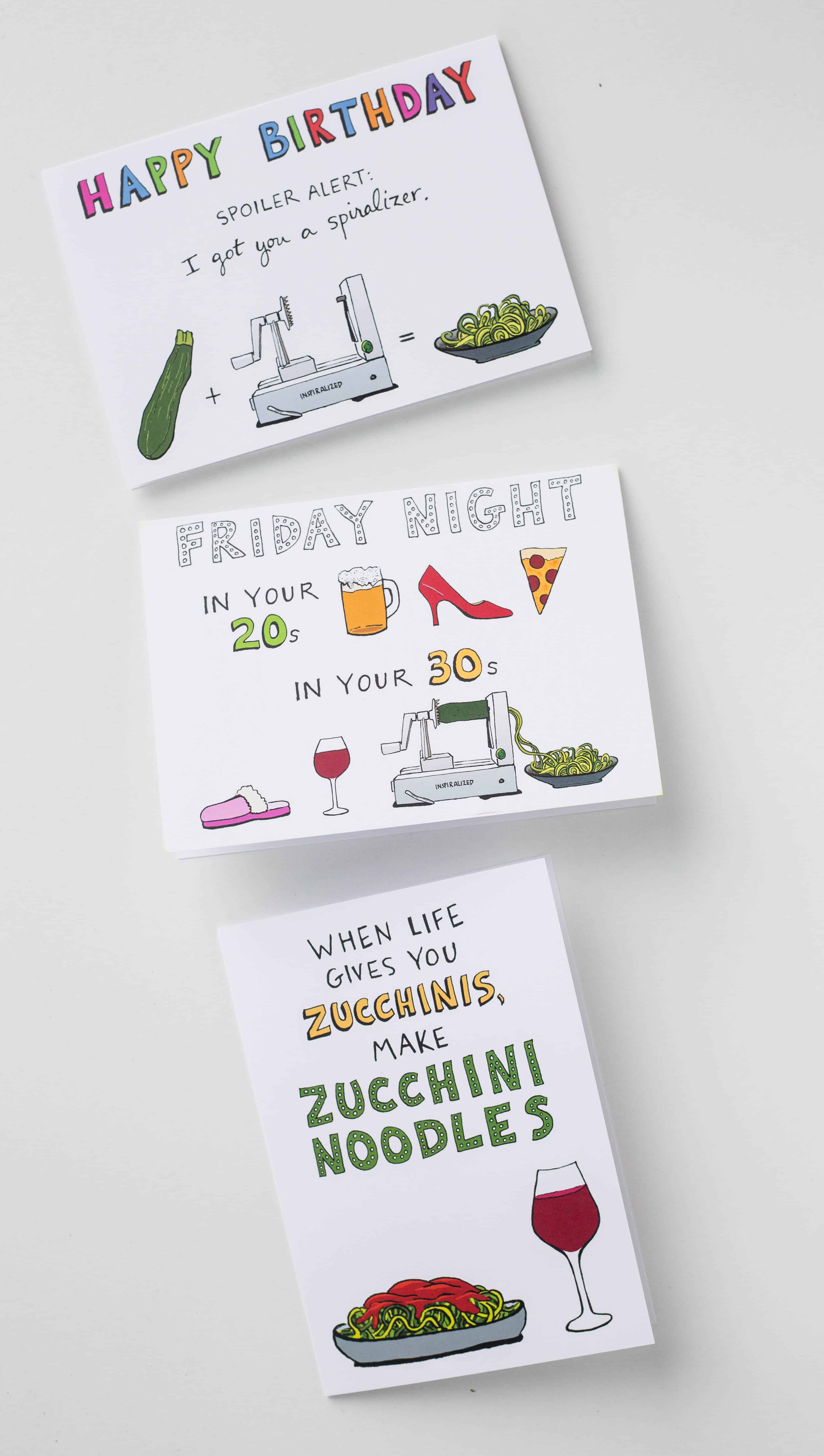 Inspiralized Greeting Cards