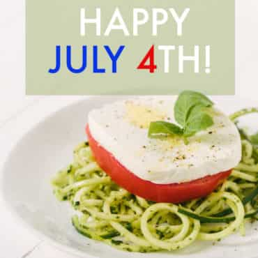 Happy July 4th from Inspiralized