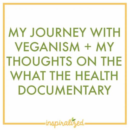 My Journey with Veganism