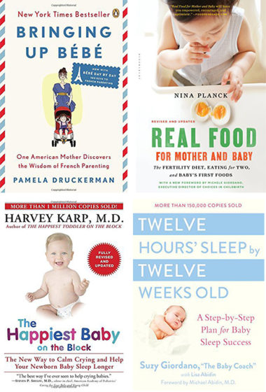 baby books: what I'm reading!