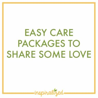 Easy Care Packages to Share Some Love