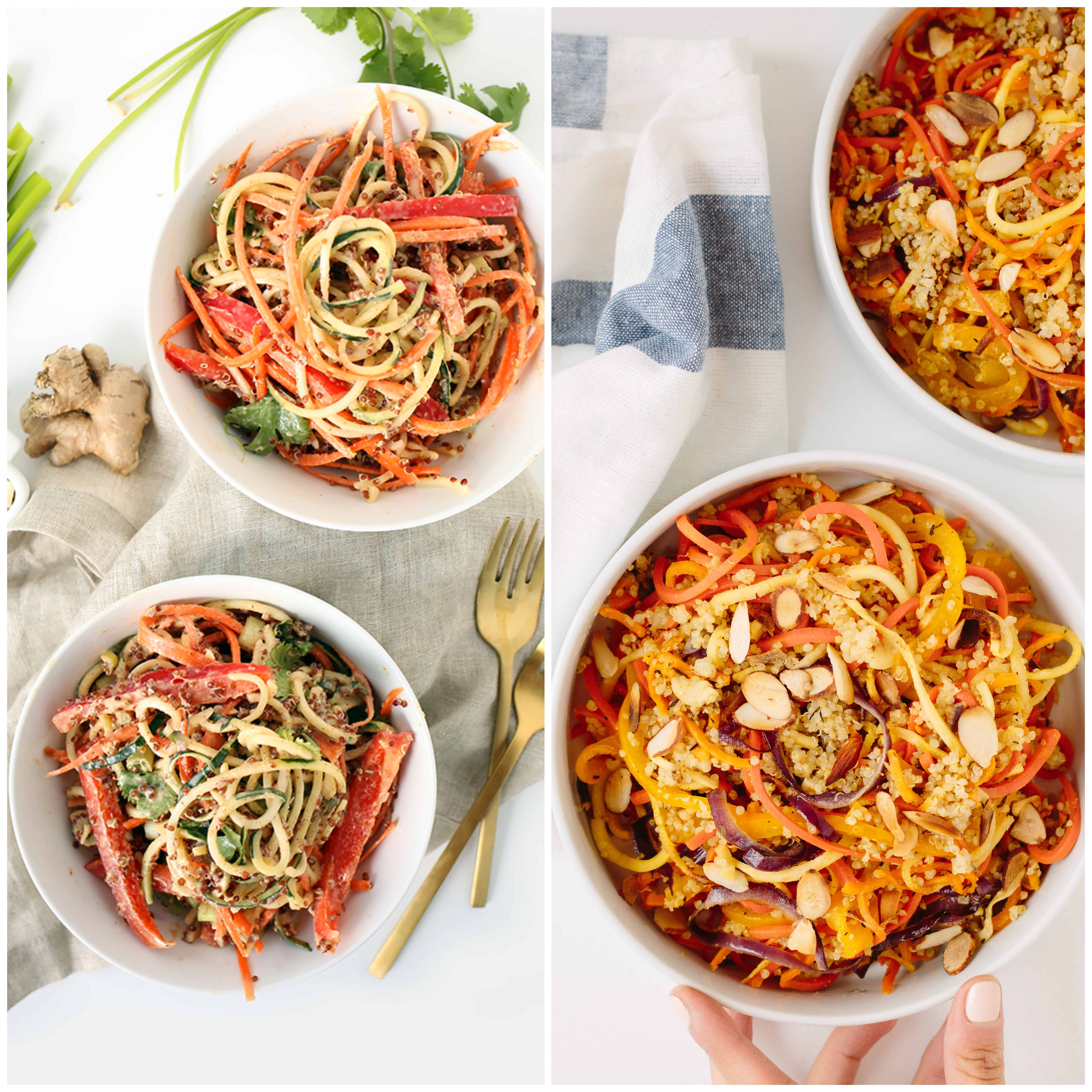 A Beginner's Guide to Spiralizing