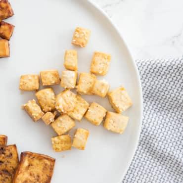 Three Ways to Bake Tofu
