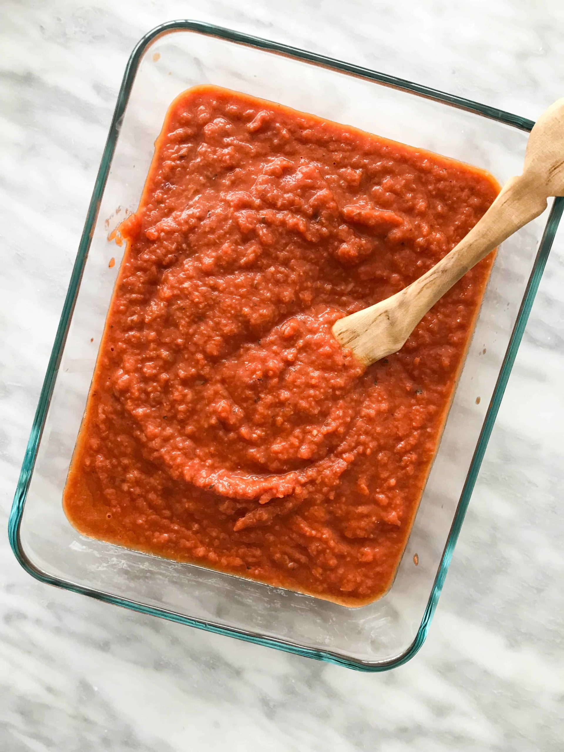 Salt-Free Veggie Marinara Sauce