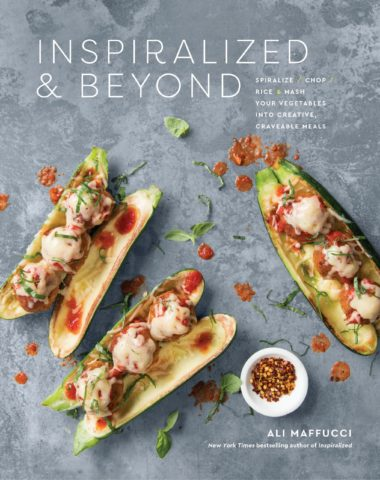 Flip through the Inspiralized and Beyond cookbook!