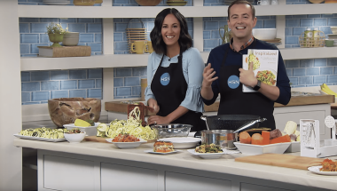 We're going back live on HSN this Sunday!