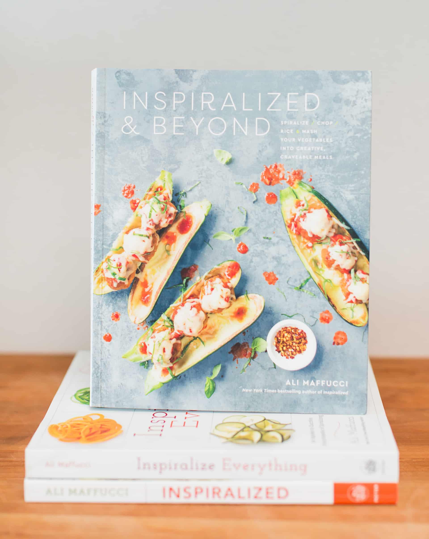 Inspiralized Cookbooks