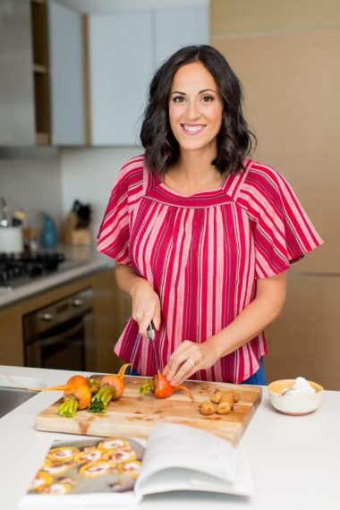 Videos from the new cookbook + cook with me!