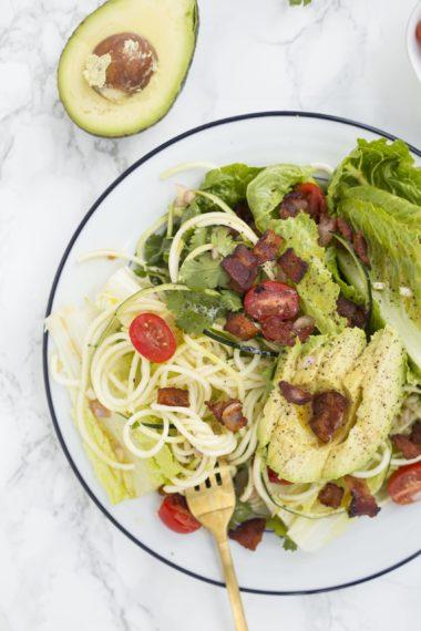 Keto Zucchini Noodle Recipes