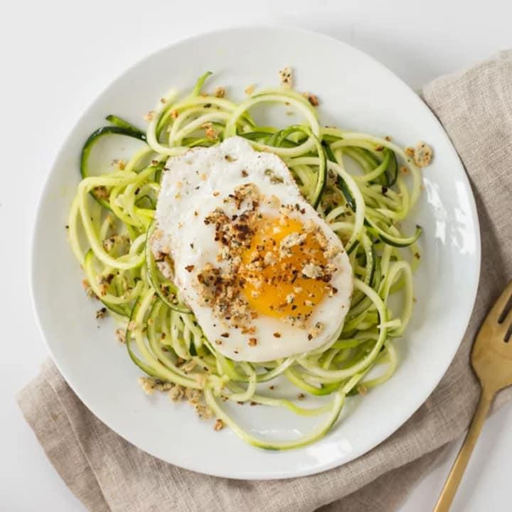 Keto Zucchini Noodle Recipes