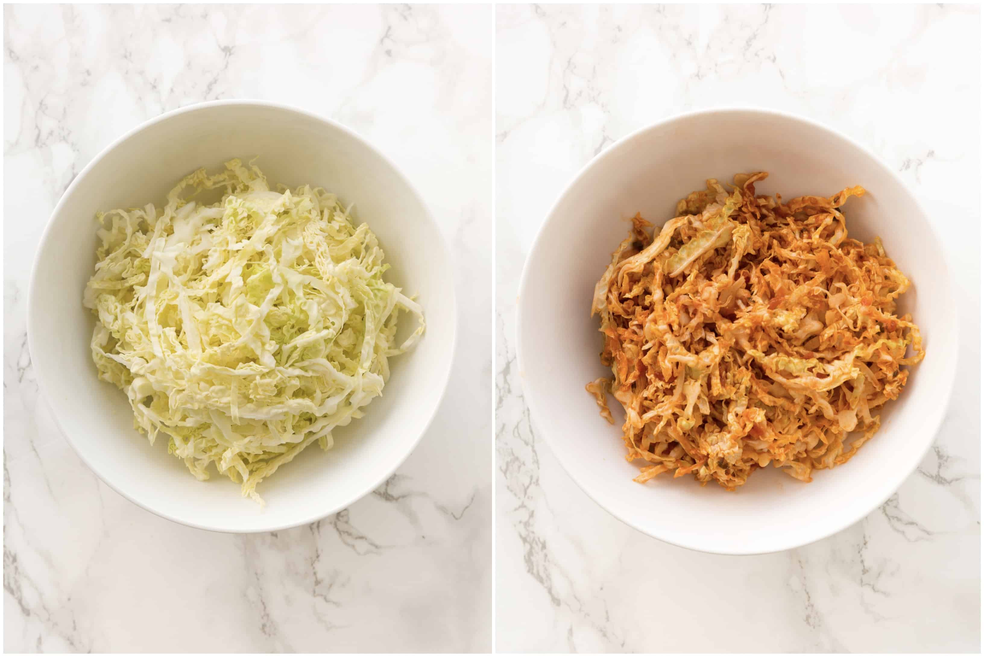 6 Healthy Pasta Alternatives - Cabbage Pasta