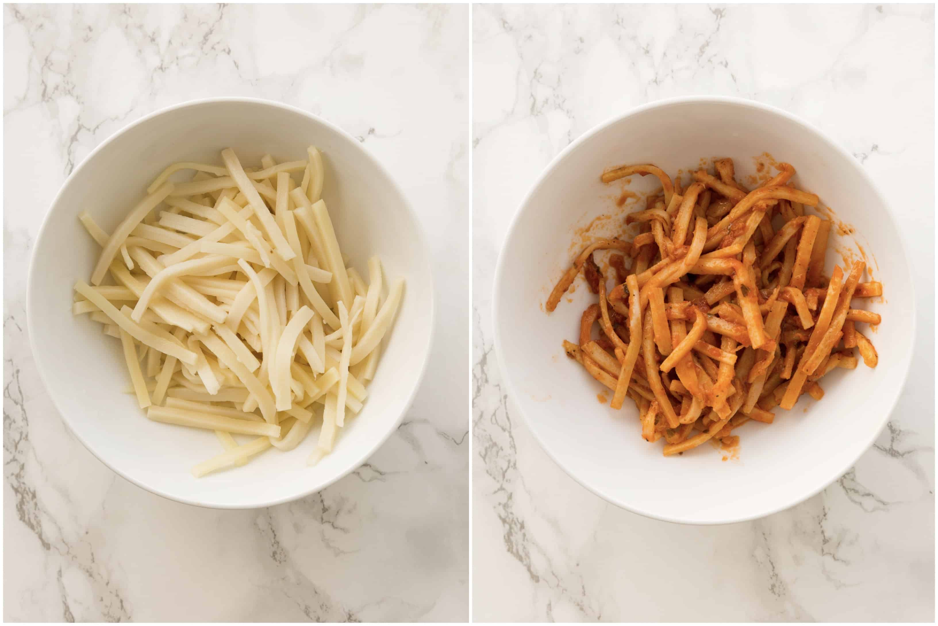 6 Healthy Pasta Alternatives - Palmini Noodles