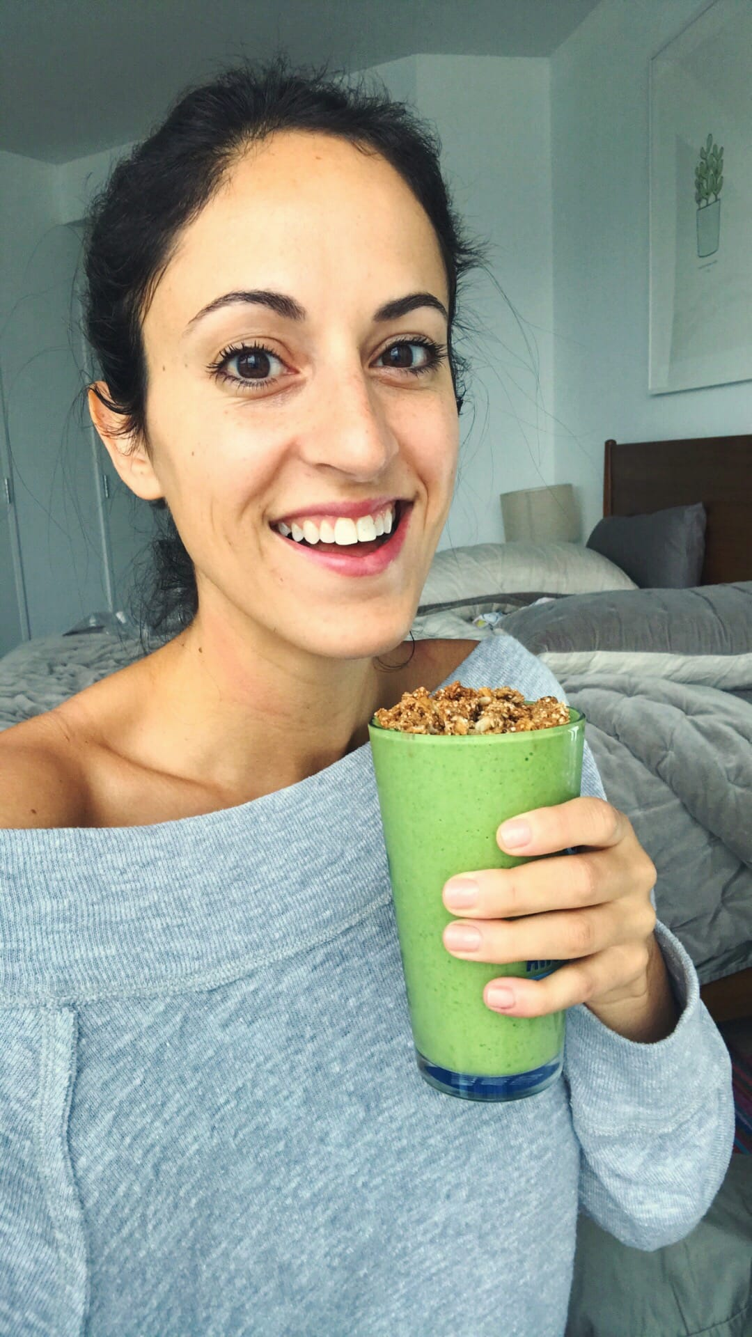 What I Ate Today + Postpartum Fitness Journey