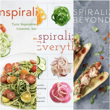 Which Inspiralized Cookbook Is Best For You?