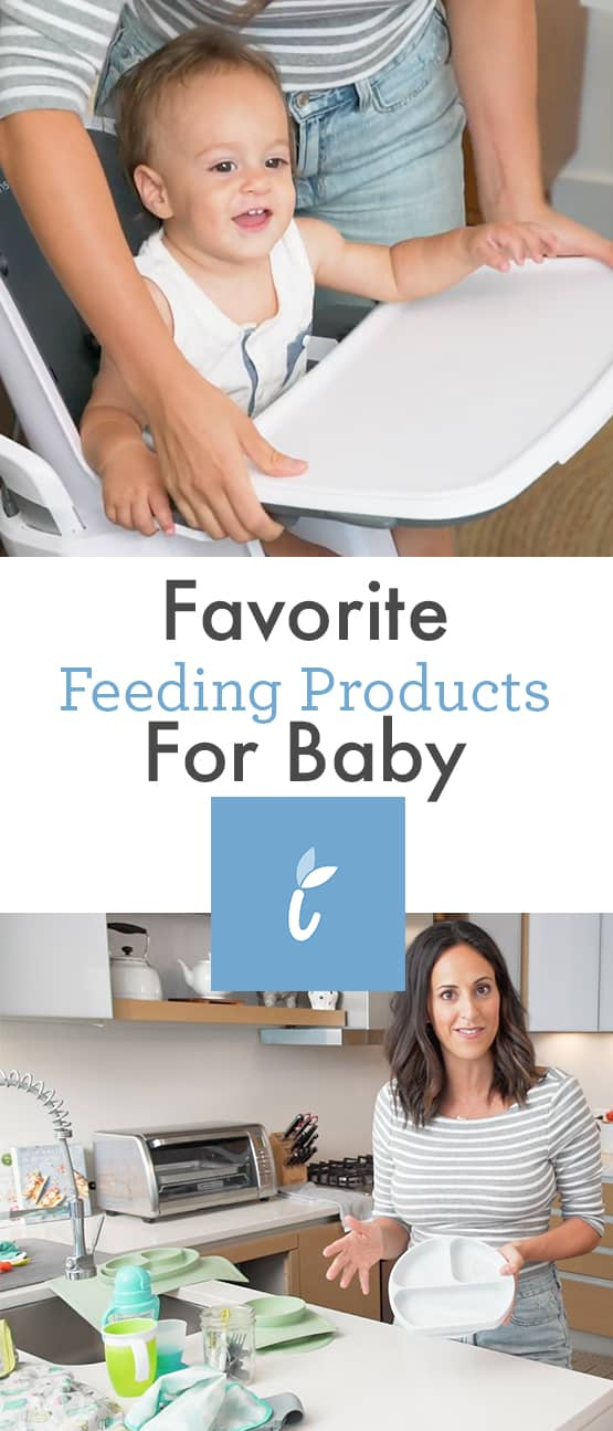Favorite Feeding Products For Baby