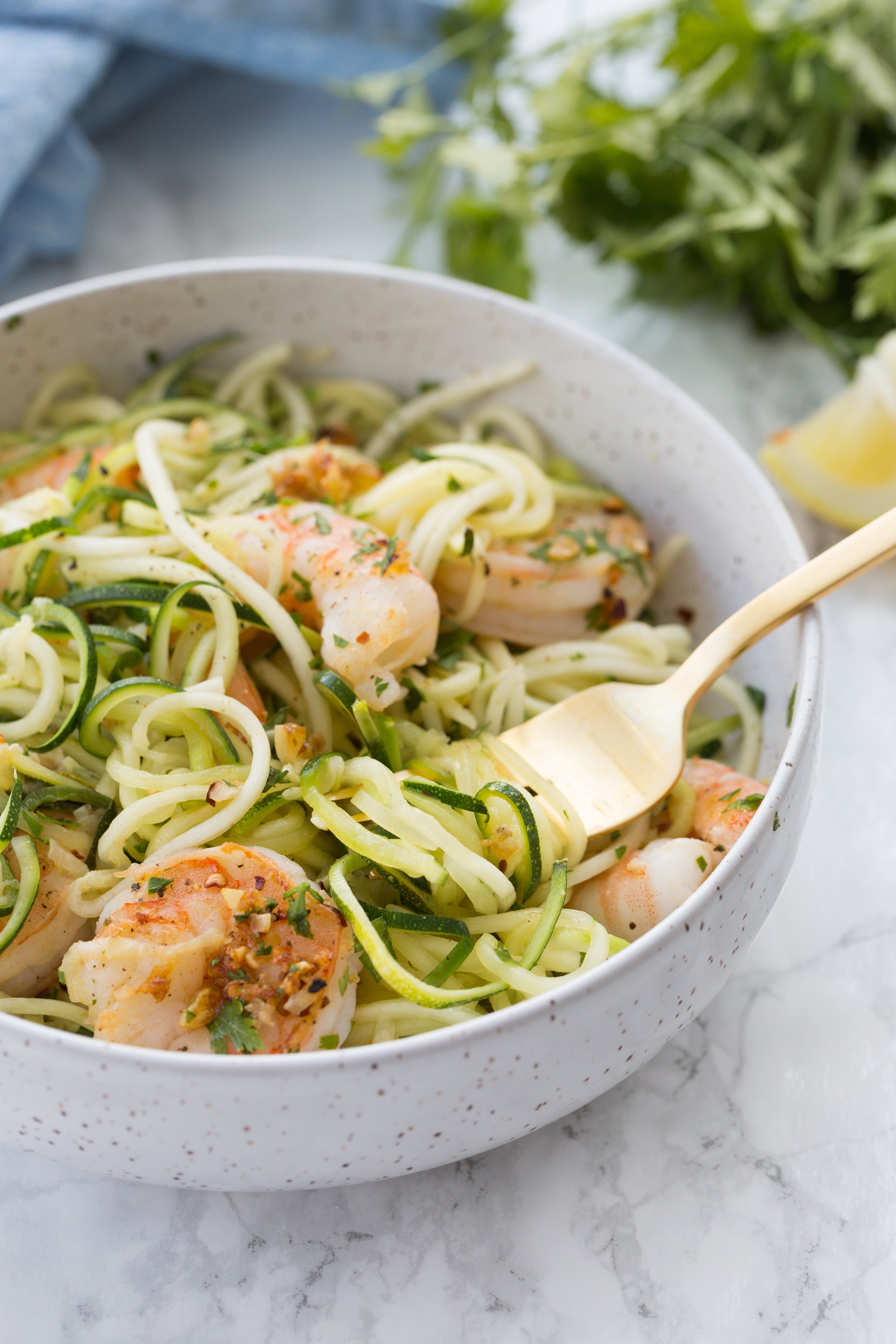 Whole30 Friendly Spiralized Recipes