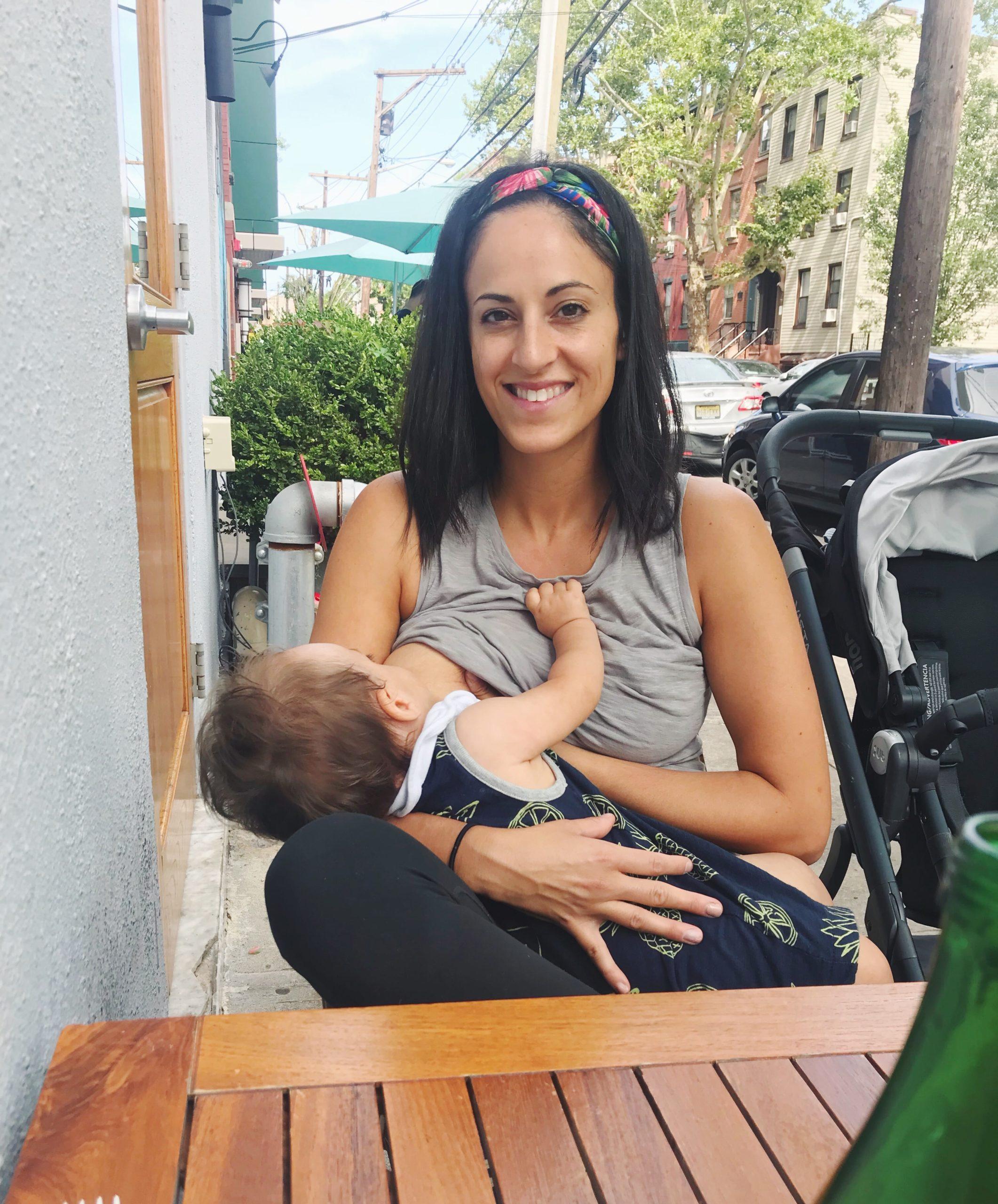 breastfeeding update: approaching one year of nursing