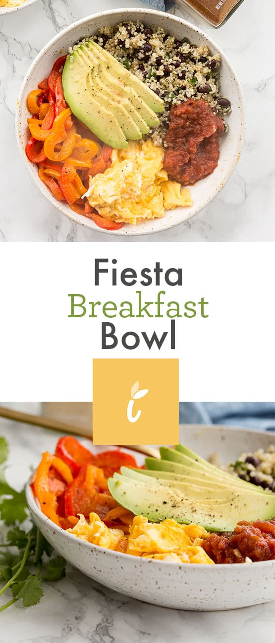 Fiesta Breakfast Bowl