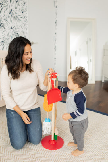 Luca's Favorite Toddler Toys: 16 months