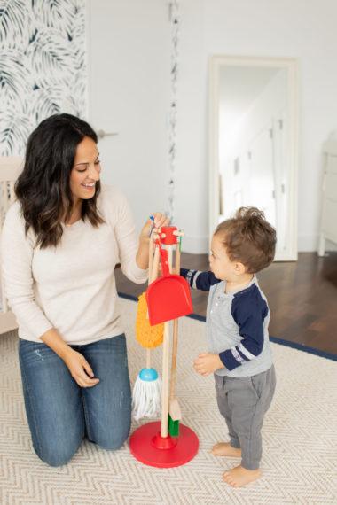 Luca's Favorite Toddler Toys: 16 months