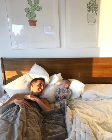 why I refuse to feel bad about co-sleeping