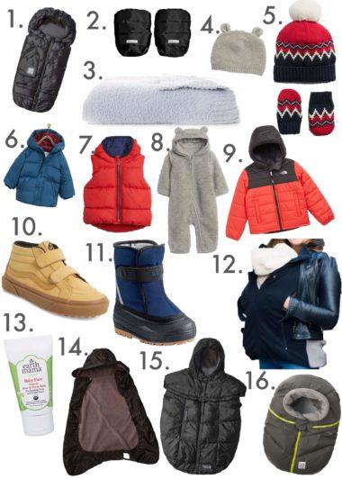 Favorite Toddler Winter Gear