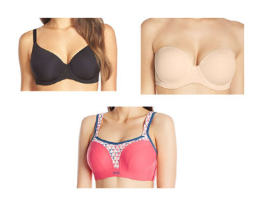 the three bras you need if you're big busted