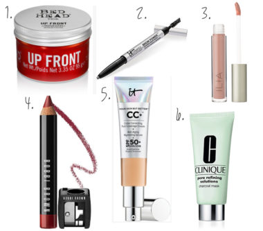 beauty favorites 9.16