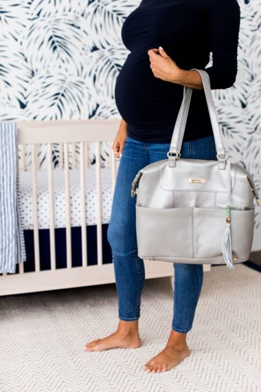 a chic diaper bag giveaway with lily jade
