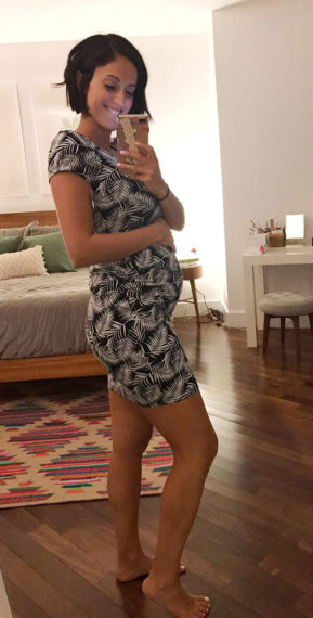 pregnancy recap: weeks 17 – 21