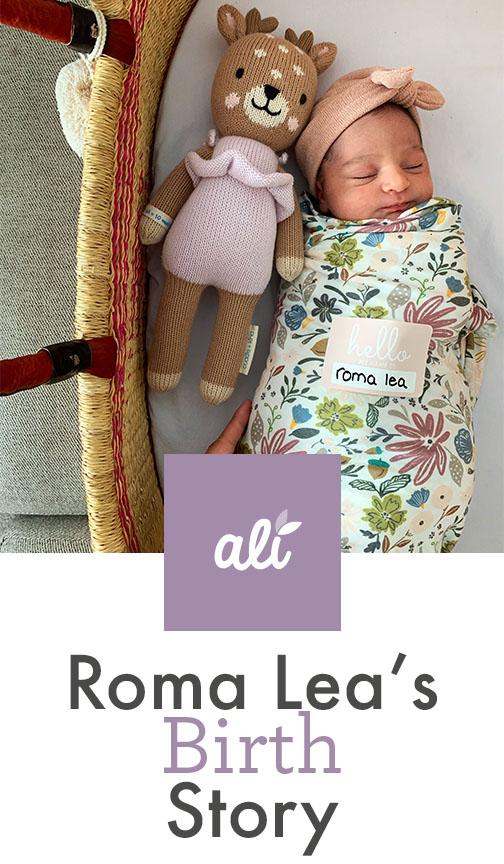 Roma Lea's Birth Story
