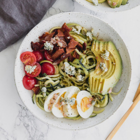 21 Zucchini Pasta Salads To Make This Summer