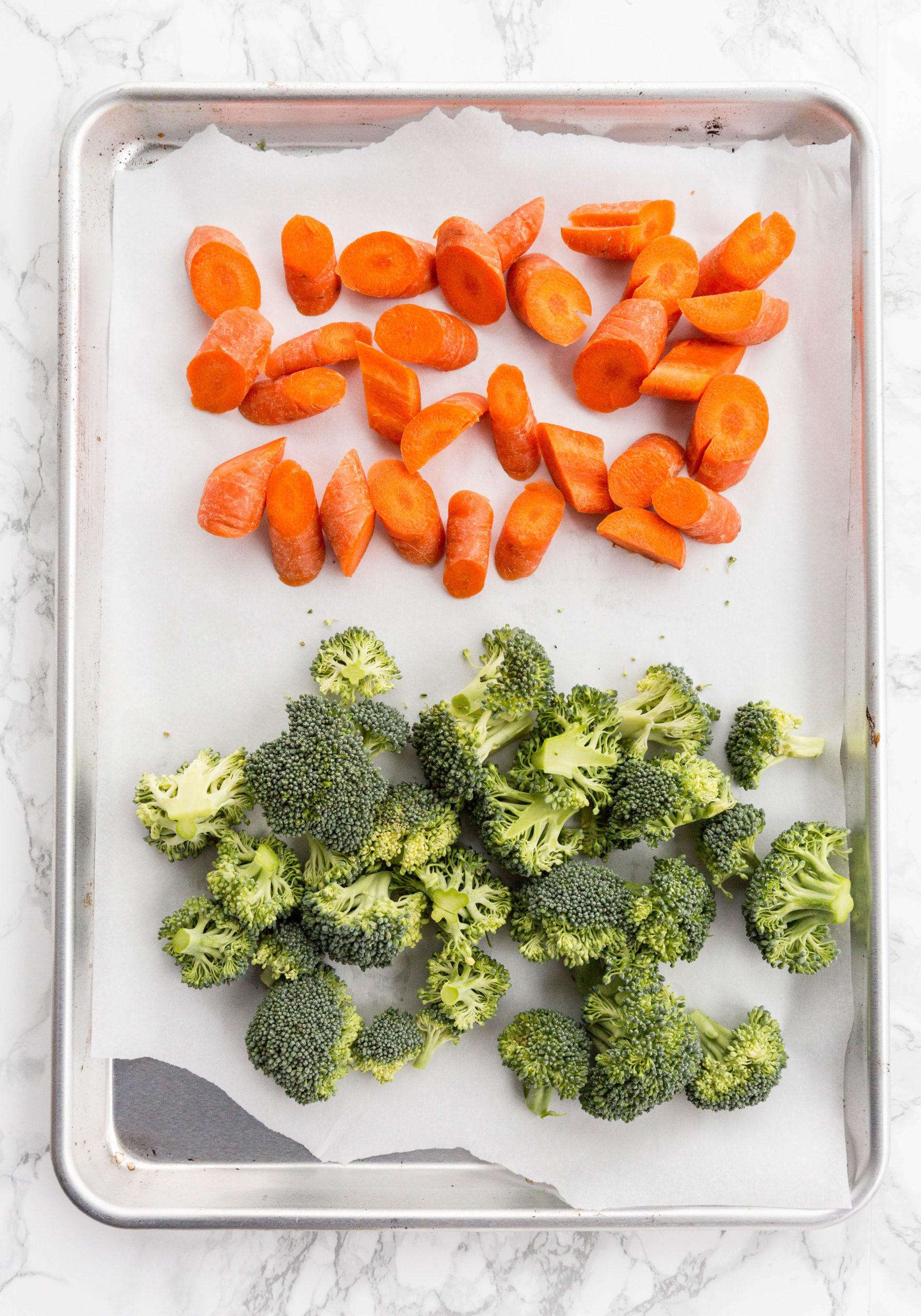 Roasted Vegetables Guide