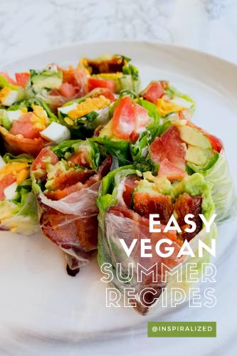 Easy Vegan Summer Recipes