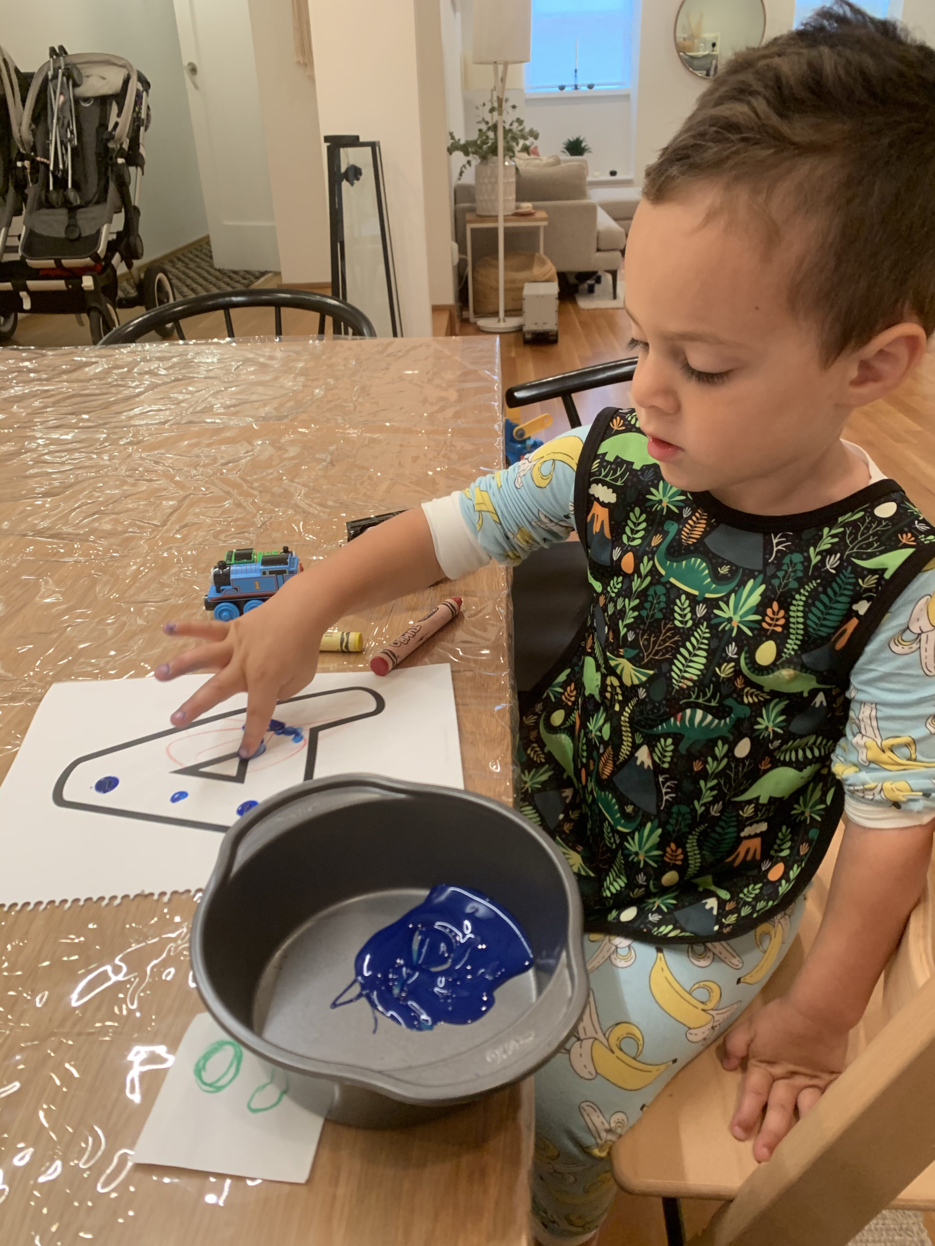 How I'm Homeschooling My 3 Year Old