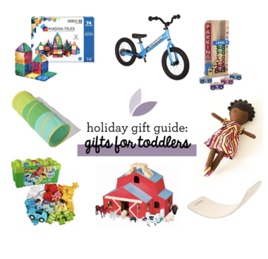Holiday Gift Ideas for Toddlers 2020