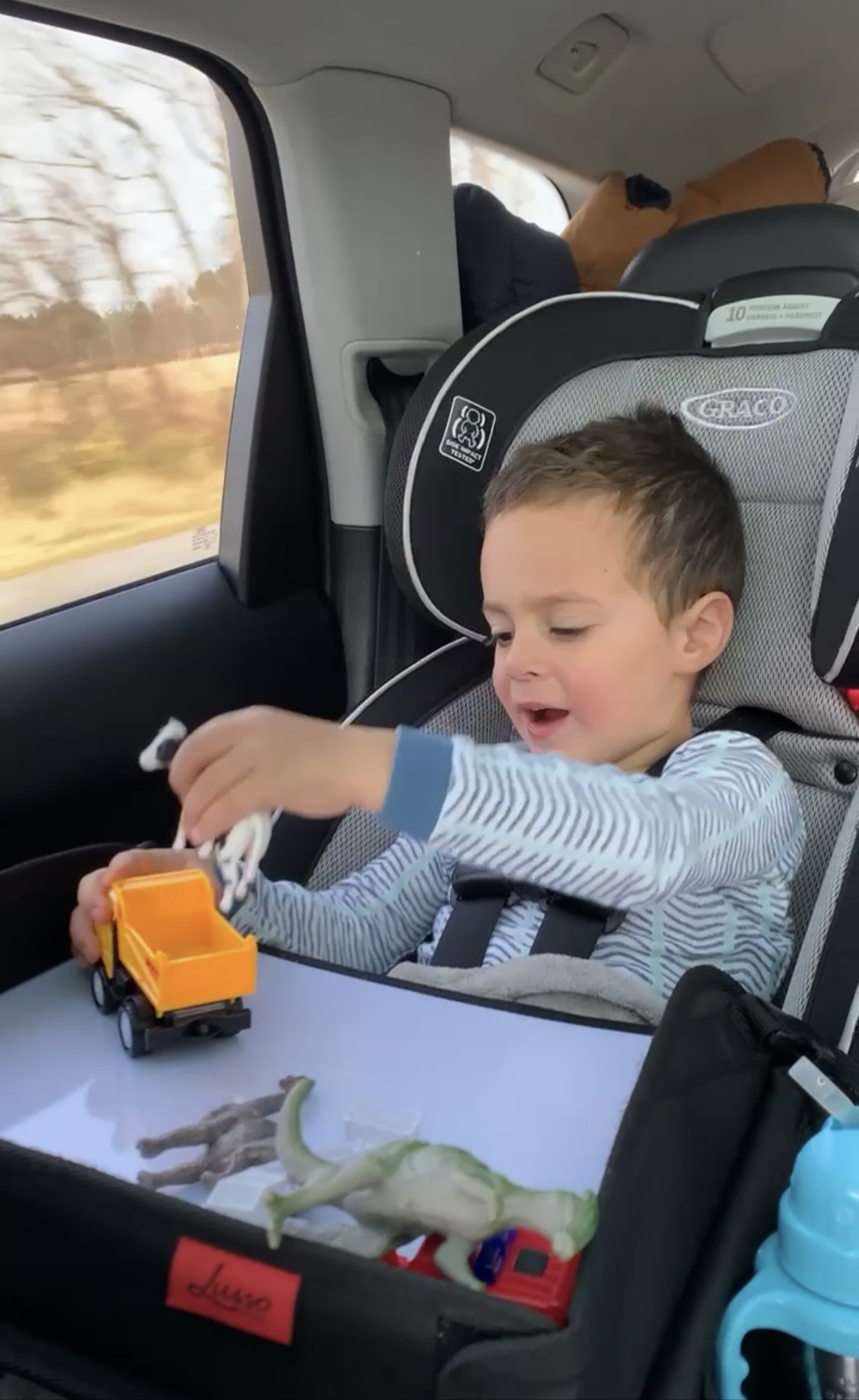 Tips and Essentials for Very Long Road Trips with Toddlers (During Covid)