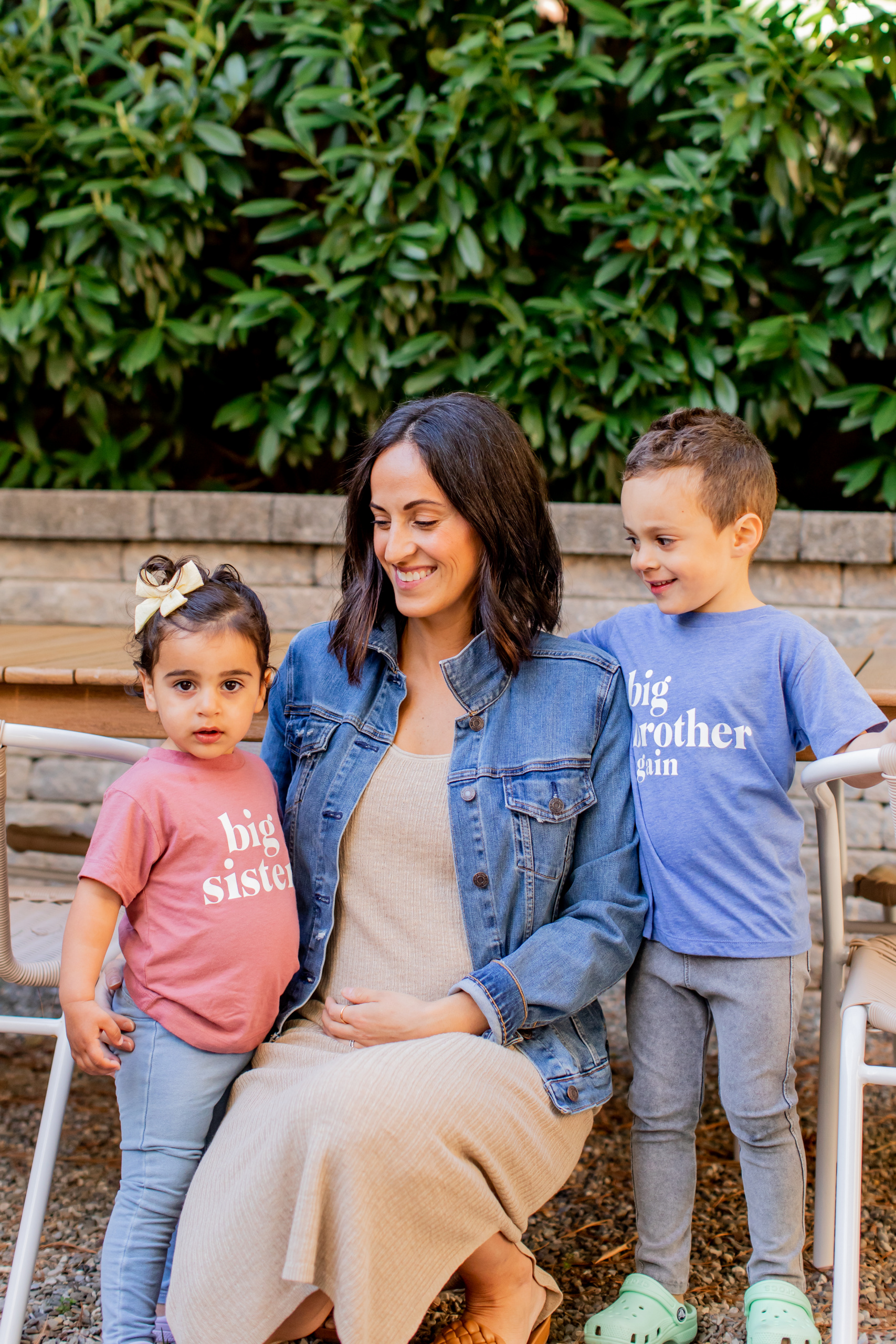 Twin Pregnancy Announcement
